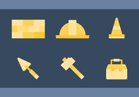 Gráfico vectorial de construcción y construcción gratis 2