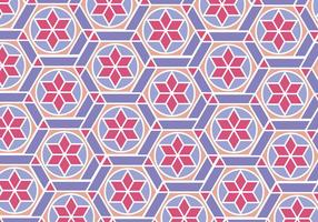 Marokkanisches Muster