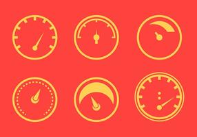 Gratis Tachometer Vector Graphic 1