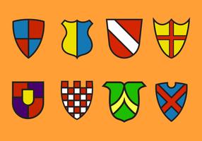 Gratis Wappen Vector