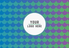 Fish Scales Logo Background