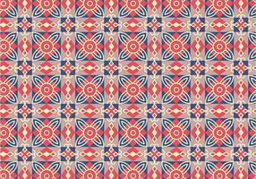 Geometrisk Kakel Mönster Bakgrund
