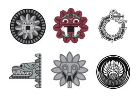 Gratis Quetzalcoatl Vector