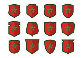 Vector libre de Maroc