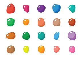 Ensemble d'illustration Smarties