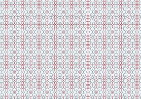 Outlines Decorative Pattern vector