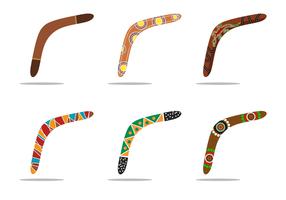 Boomerang vettoriale gratuito