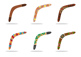 Vector Boomerang gratuito