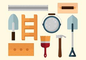 Free Bricklayer Vector Icons