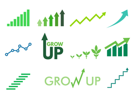 Gratis Grow Up Vector Icon