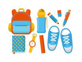 Free Kids Stuff Vector