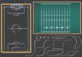 Football And Soccer Playbooks