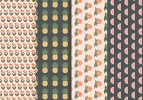 Vector Hawaii Pattern Set