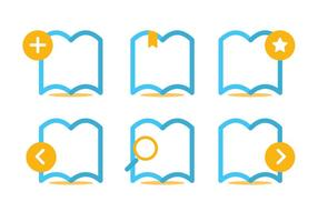 Read More Icon Vector Set