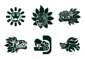 Quetzalcoatl Vektor