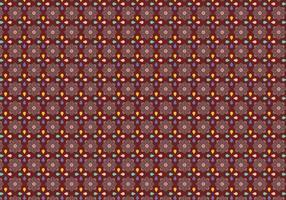 Blütenblatt Mosaik Muster