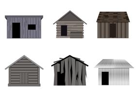 Vecteur shack gratuit