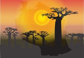 Vykort Tanzania