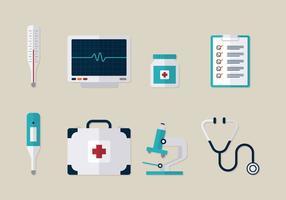 Krankenhaus-Werkzeuge