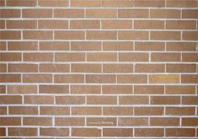 Backsteinmauer Vektor Hintergrund