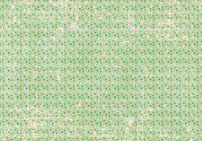 Grunge Polka Dot Hintergrund