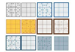 Vector sudoku