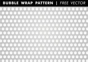 Bubble Wrap Pattern Free Vector