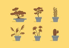 Plantas vetoriais