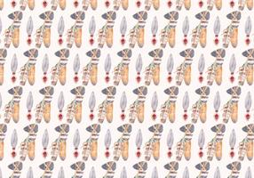 Free Vector Aquarell Native American Pattern