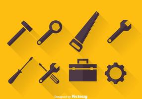 Ícone de ícones de ferramentas
