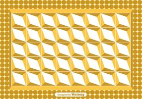 Abstract Background With Geometrical Random Shapes Vector Background