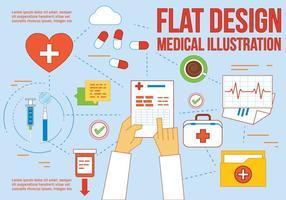 Gratis Medische Vector Pictogrammen