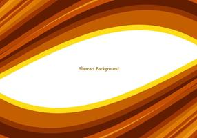 Free Vector Brown Wavy Background