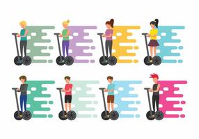 Segway People Set