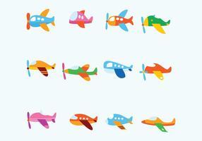 Vector de la diversión libre Avion