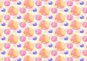 Watercolor Dot Abstract Background