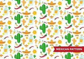 Mexicaanse Patroon Vector