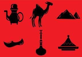 Vector de Marrocos