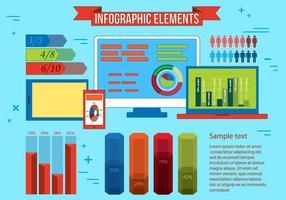 Gratis Infografische Vectorillustratie