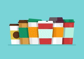 Manga de café