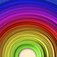 Abstracte Regenboog Vector Achtergrond