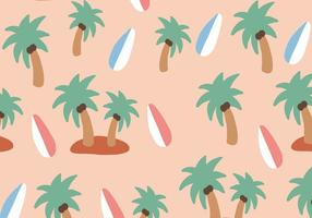 Hawaii Elements Pattern