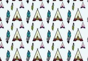 Gratis Vector Tipi Patroon