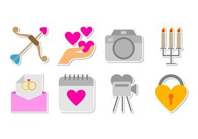 Free Wedding Icon Vector