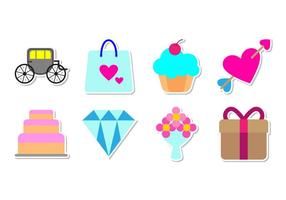 Gratis Wedding Icon Vector