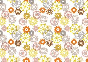 Gratis Clock Parts Pattern Vectors