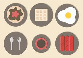 Gratis Kids Menu Vector 1
