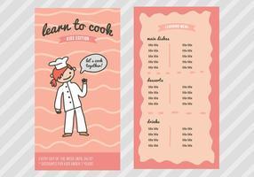 Cours de cuisine pour enfants