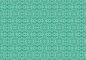 Overzicht geometrisch patroon