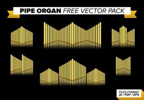 Pipe Organ Libre Vector Pack